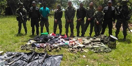 Ejército bloquea llegada de refuerzos de 'clan del Golfo' al Meta