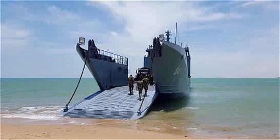 Honduras adquirió buque que será fabricado por la Armada Nacional