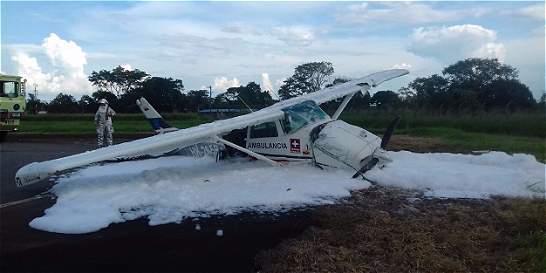 Accidente de aeronave deja una persona muerta en Villavicencio