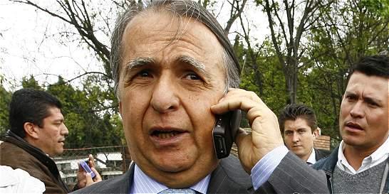 Alberto Santofimio Botero, otro de los condenados por el crimen