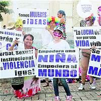 Se conmemora Día internacional para eliminar violencia contra la mujer