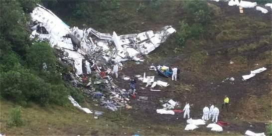 ¿Por qué la falta de combustible sería la clave del avión estrellado?