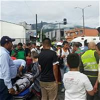 Se estrelló avioneta en Villavicencio con 4 personas a bordo