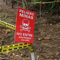 Muere niña tras explosión de balón bomba en Chocó