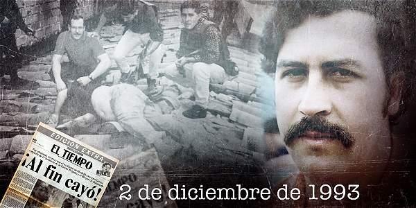 El día que murió en un techo en Medellín el capo más buscado del mundo