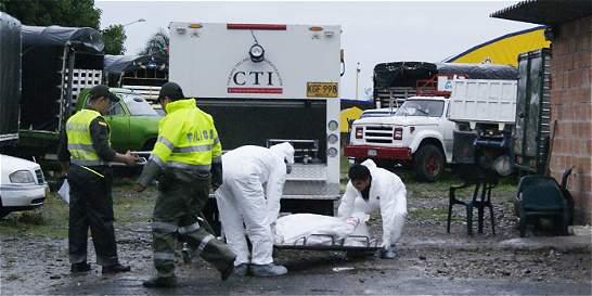 Hay avances en 13 de los 56 casos de líderes sociales asesinados