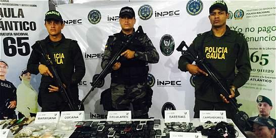 Policía capturó a 90 personas por extorsión carcelaria