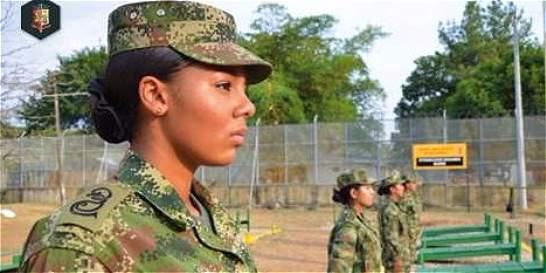 Mujeres suboficiales del Ejército podrán ir a combate