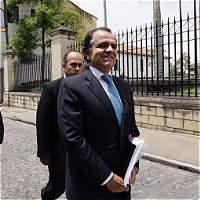 Óscar Iván Zuluaga, exonerado del caso del 'hacker'