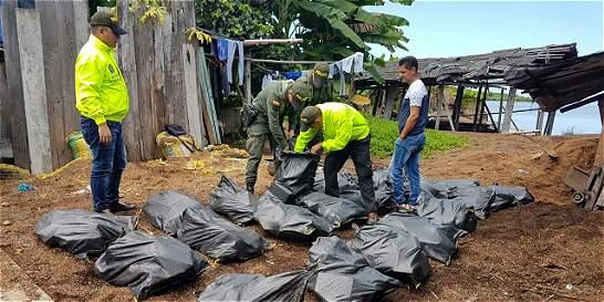 Incautado primer cargamento de cocaína a disidencia de las Farc