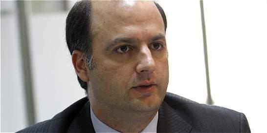 Capturan a exviceministro Gabriel García por caso Odebrecht