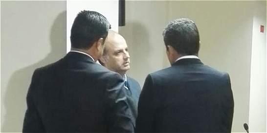 Arrancó audiencia contra el exviceministro García Morales
