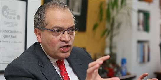Nuevos aires en la Procuraduría con la llegada de Fernando Carrillo