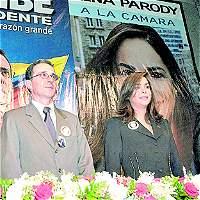 Álvaro Uribe y Gina Parody, una historia de amores y odios