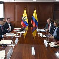 Habrá presencia permanente de Fuerza Pública en frontera con Ecuador