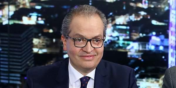 El nuevo procurador, Fernando Carrillo.