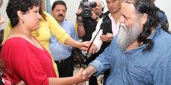 El 'carcelero' de secuestrados podría recuperar su libertad