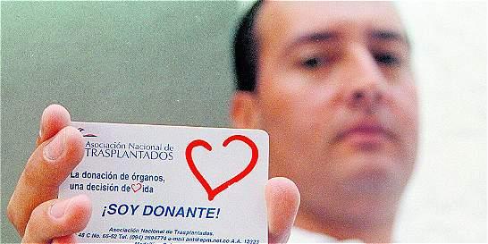 Privilegios para donantes de órganos deben mantenerse: Procuraduría