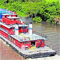 Ecuador investigará contrato otorgado a Navelena para el río Magdalena