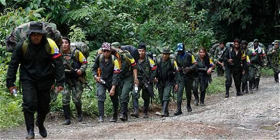 Un herido con arma de fuego dejó incidente en zona veredal en Cauca