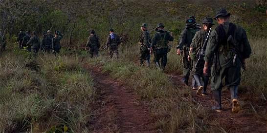 Fiscalía y Ejército golpean poder financiero de disidentes de las Farc