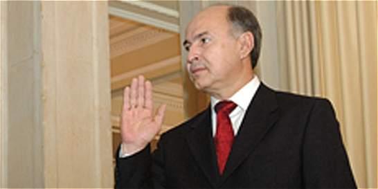 Enrique Gil Botero, el ministro de la Justicia para la paz