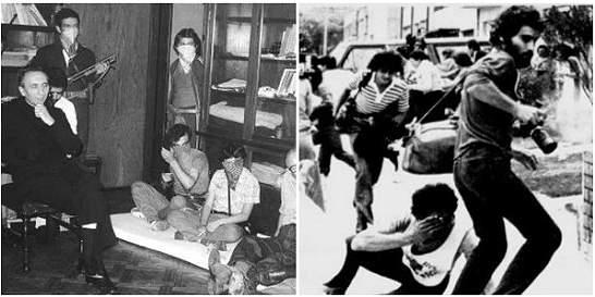 Fotos: Cuando el M-19 se tomó la embajada de República Dominicana