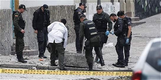 Así operan las células urbanas que han puesto los petardos en Bogotá