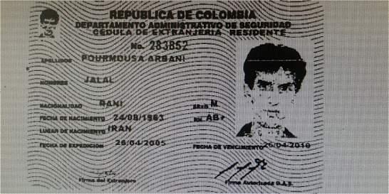 Las tres llamadas sospechosas al iraní de los petardos en Bogotá