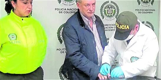 Este es el video de la captura del capo 'Perraloca' por la Dijín y FBI