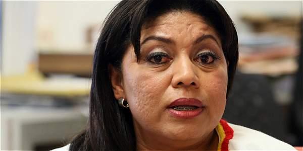 La elección de Oneida Pinto como gobernadora de La Guajira fue anulada por el Consejo de Estado en junio pasado.