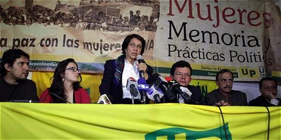 Por la paz, apoyos de la izquierda se suman a Santos