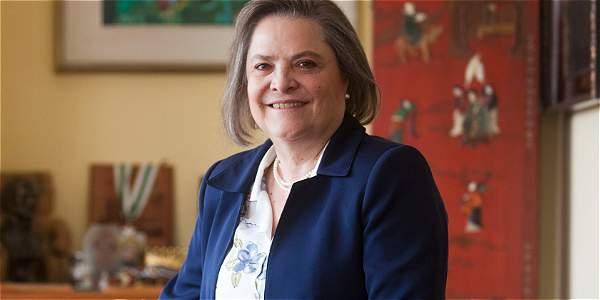 Clara López, excandidata presidencial por el Polo Democrático.