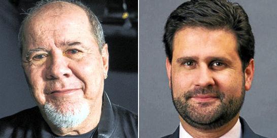 Los hombres claves en la imagen de los candidatos