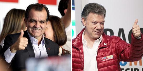 Dura disputa voto a voto para 'conquistar' a Bogotá