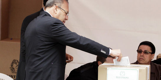 'No hay precedentes de entrega de resultados tan pronto': Registrador