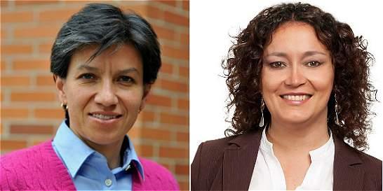 'Verdes' apoyan curules de Claudia López y Angélica Lozano