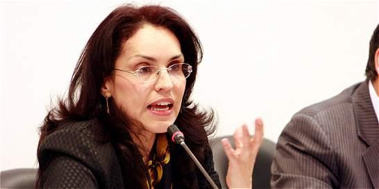 'En Fuerzas Militares hay enemigos de proceso de paz': Viviane Morales