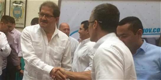Angelino Garzón ya es candidato de 'la U' a la alcaldía de Cali