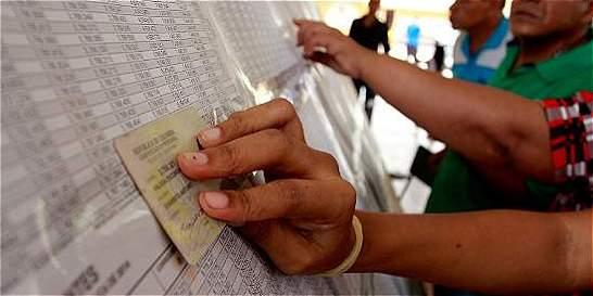 CNE estudia 50.000 impugnaciones por anulación de cédulas en el país