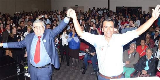 Gaviria impulsa a Jorge Rey para la Gobernación de Cundinamarca