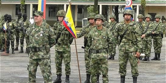 Ejército actuaría militarmente en ciudades