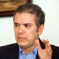 'Celebración del Plan Colombia sin Uribe estuvo coja': Iván Duque