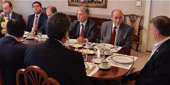 Cita de Santos con liberales, clave para mejorar la gobernabilidad