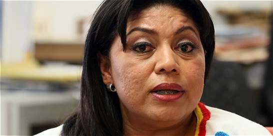 Piden a Oneida Pinto acatar fallo que anuló su elección en gobernación