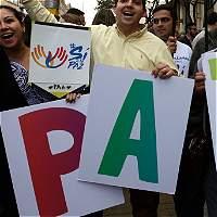 Partidos conformaron comité para impulsar el 'sí' en plebiscito