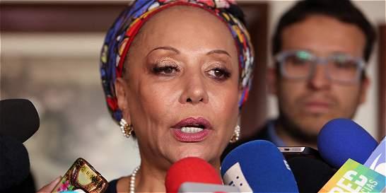 Piedad Córdoba dice que no será candidata presidencial
