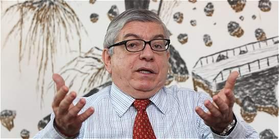 Gaviria, satisfecho con elección de Carrillo como Procurador