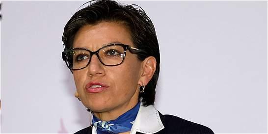 Claudia López lanza aspiración presidencial