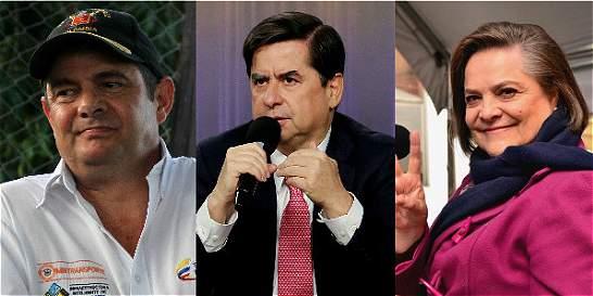 ¿Cuáles son los funcionarios que se irían para ser candidatos?